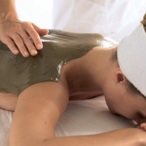 Body Wrap with Aloe & Herbs ( series of 3)