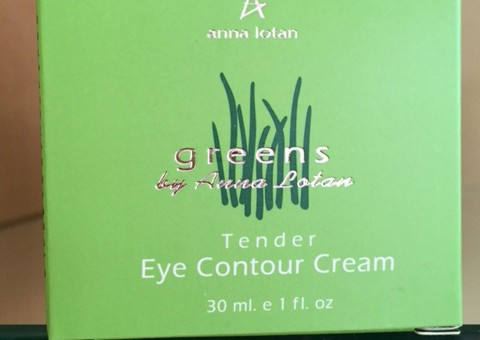 Anna Lotan Greens Skincare Products