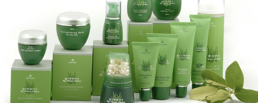 Anna Lotan Skin Products