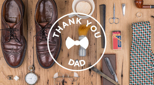 THE WORLD'S BEST DAD DESERVES A HYDRAFACIAL®!