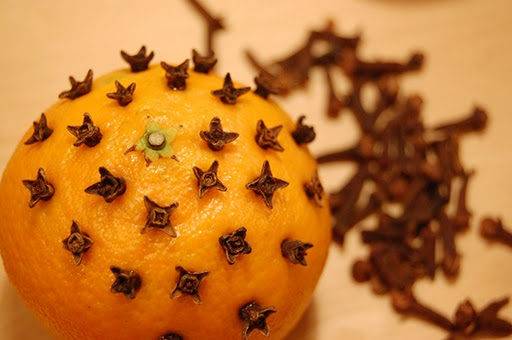 NEW! Oranges and Cloves facial